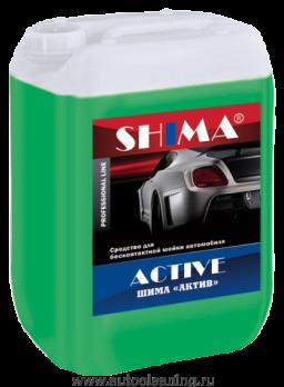 Бесконтактный шампунь SHIMA ACTIVE (Шима Актив) 20л