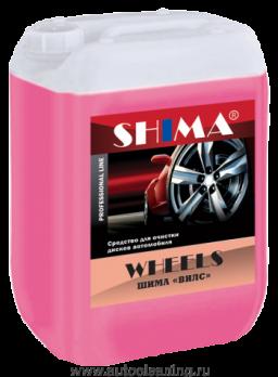 Очиститель дисков SHIMA WHEELS (Шима Вилс)